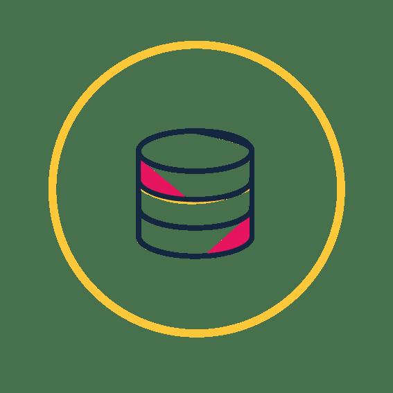 icono bases de datos